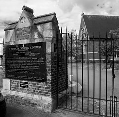 St Patrick's Catholic Cemetery