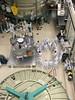 OSIRIS-REx lift into thermal vacuum testing