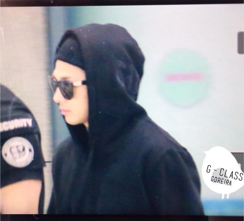 Big Bang - Incheon Airport - 01jun2015 - GDREIRA - 16