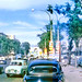 SAIGON 1965 - Warren G. Reed Collection - Đường Lê Lợi by manhhai