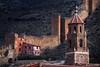 Muralla de Albarracín, Teruel, Aragón, España