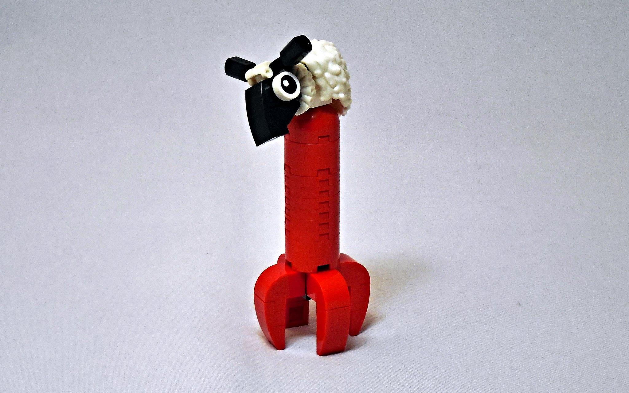 LEGO® MOC by Vitreolum: SHEEPtember