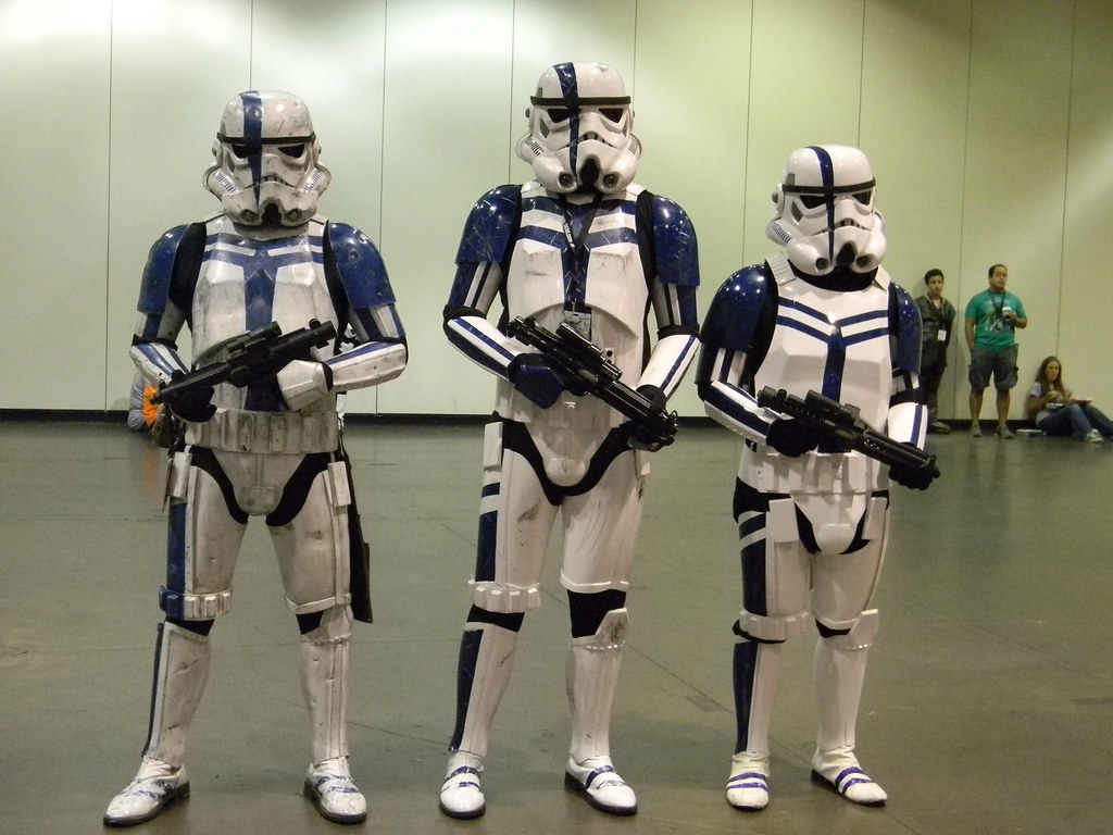 And Stormtrooper Commanders. 7885046990_1135567c5d_b.jpg & Celebration VI FISD photos - Field Training Exercises - 1st Imperial ...