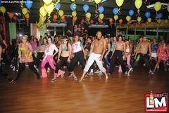 Zumba Retro Party + Jean Carlos B-Day @ Gold GyM, Moca