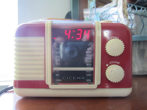Photo A Day August 27--Clock by marie watterlond