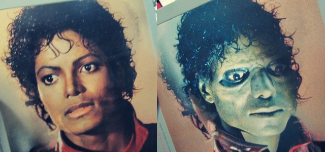 'Cause this is Thriller....
