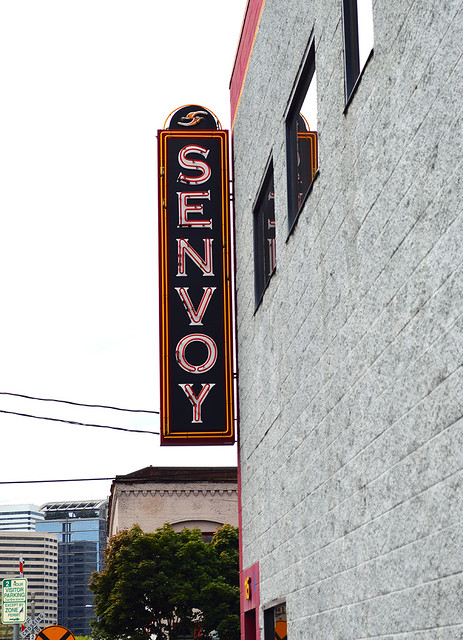 Senvoy Sign
