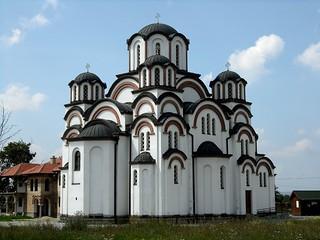 Church in Veternik - Crkva u Veterniku