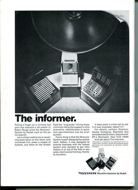 Header of informer
