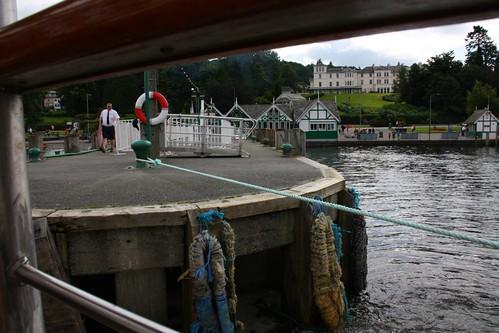 Dock ropes