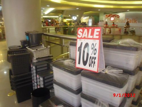 SM City Manila 3 Day Sale KNT 29