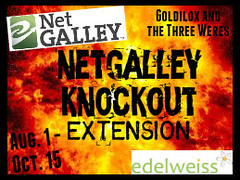 Netgalley Knockout Extension!