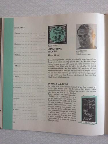 Evas kalender 1967