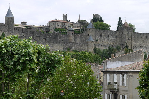 Walled City View