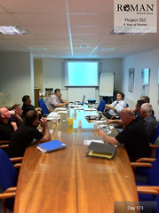 #Project252 - Day 173: Northern Showroom Fitters & Installation Technical Team Meeting