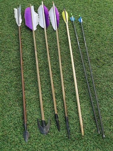 The development of arrow technology