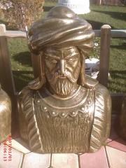 Osman Bey Büst