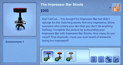 The Impressor Bar Stool