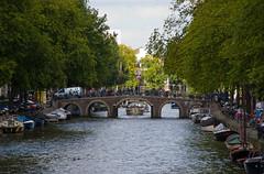 Pont sur le Canal Herengracht