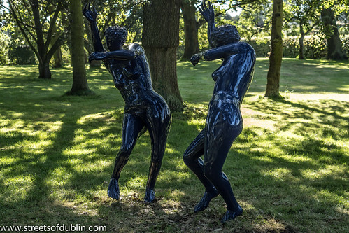 Untitled by Colette Coleman: Sculpture In Context 2012 at the National Botanic Gardens by infomatique