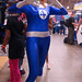 Invisible Woman Cosplay - Baltimore Comic-Con 2012
