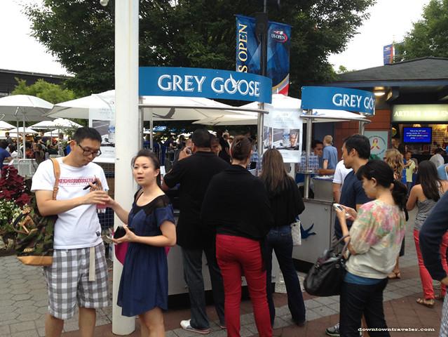 US Open Tennis 2012_Grey Goose