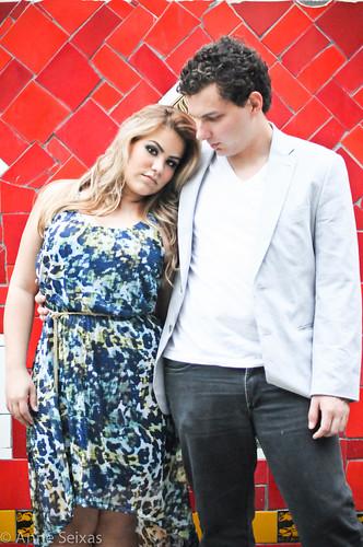 Michele e Lucas