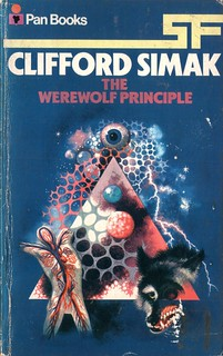 The Werewolf Principle by Clifford D. Simak. Pan 1971.