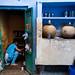 Kitchen, Jodhpur by Marji Lang Photography