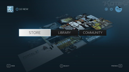 Trailer Released For Steam Big Picture, Launches Today