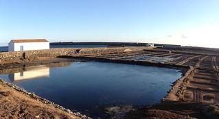 Salinas de Arinaga 的形象. panorama grancanaria salinas arinaga agüimes wikilovesmonuments bicri510010673