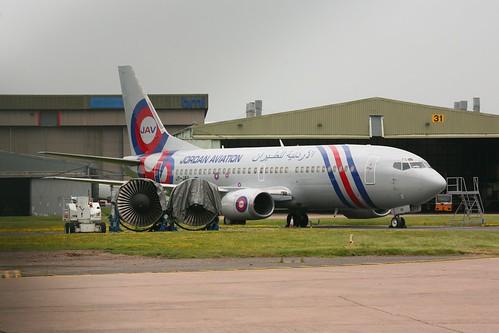 B733 - Boeing 737-322