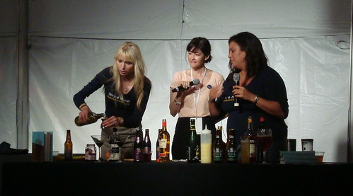 Beer Cocktails Demo