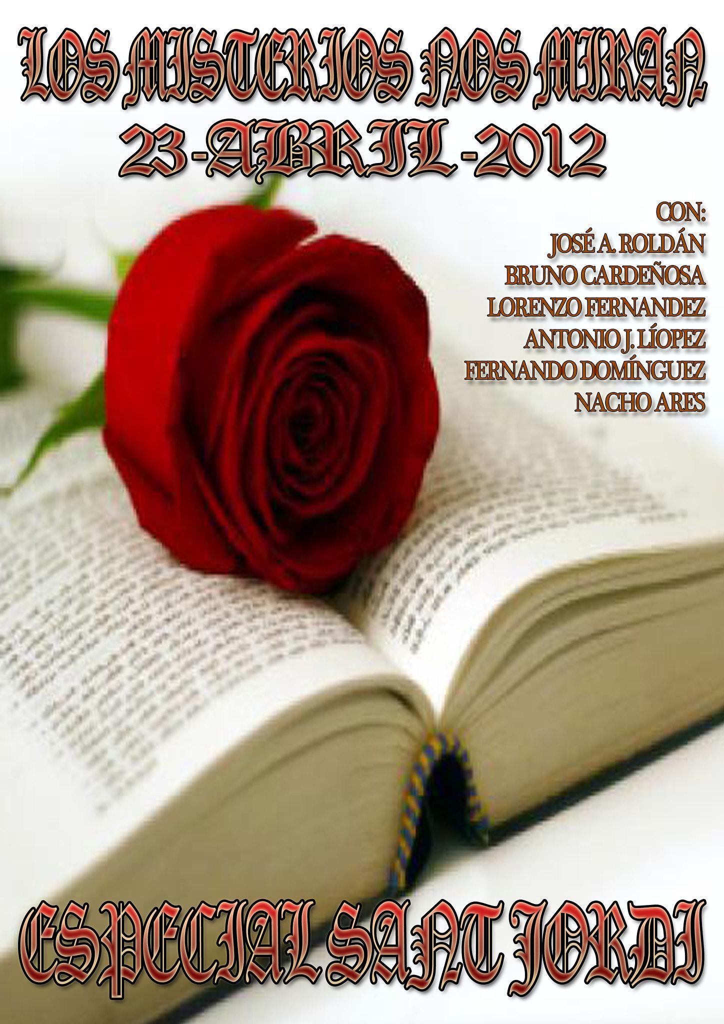Programa 29: Especial Sant Jordi 1