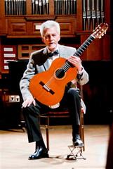 Gira de conciertos del guitarrista Juan Gaspar
