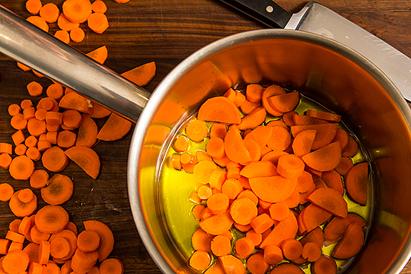Carrots and Oil
