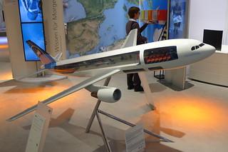 Modell: Airbus A300 Zero-G