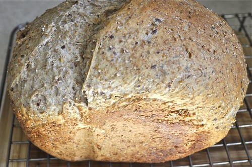 whole grain bread machine 14