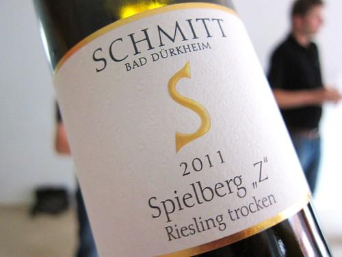 Weingut Schmitt Spielberg Riesling