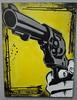Adolfo Bacigalupo - Revolver- 18x24 $60