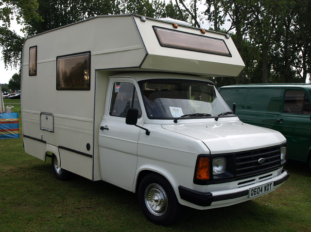 ford transit mk2 5 camper flickr photo sharing. Black Bedroom Furniture Sets. Home Design Ideas