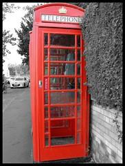 3738. Phone Booth Door. 256/366
