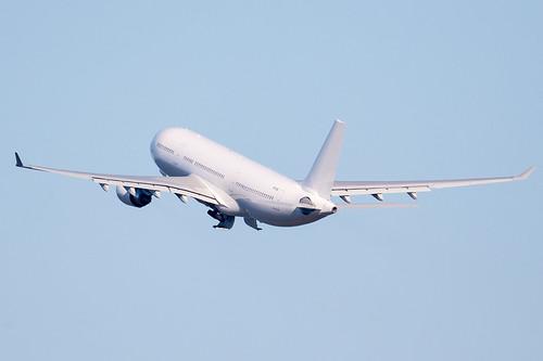 Hong Kong Jet Charter VPCBE Airbus A330202 YVR  Jetwashphotos