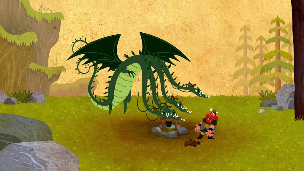How To Train Your Dragon Special, Book of Dragons, Fear Class & Wallpapers