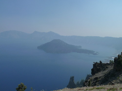 Crater Lake Tour 2012