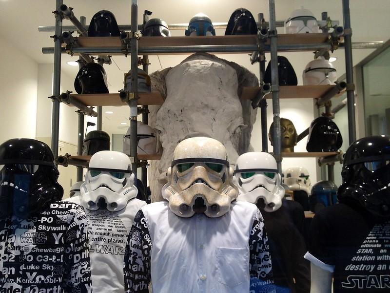 Comme des Garçons Shirt x Star Wars