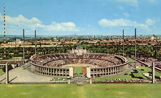 Berlin - Olympic Stadium