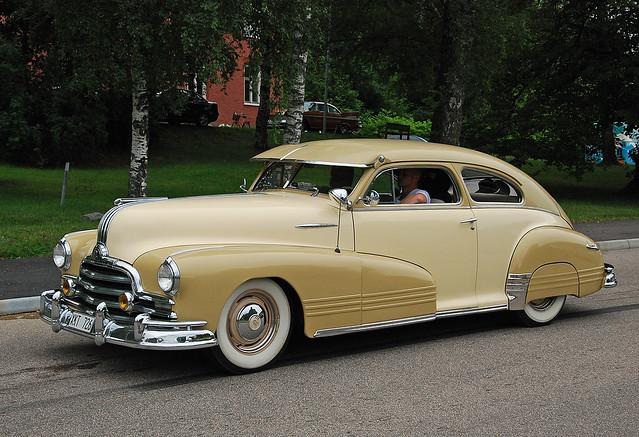 Pontiac Torpedo 1947 Flickr Photo Sharing