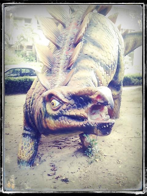 神秘恐龍社區