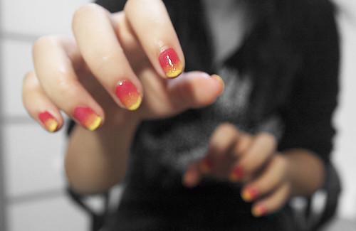 Ombre nails: un'unghia elegante e sfumata